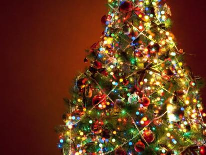 Lampki świąteczne - przegląd lampek choinkowych
