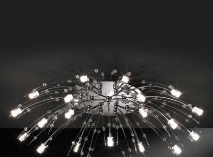 Lampy Kristall