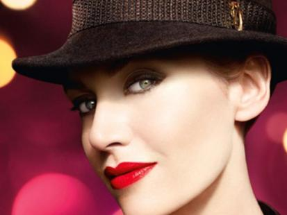 Lancome Golden Hat Foundation - kolekcja