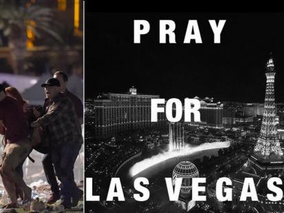 """Las Vegas w żałobie. Ponad 50 osób zginęło, a około 200 zostało rannych w ataku napastnika. """"Ludzie zaczęli biegać i tratować się nawzajem """""""