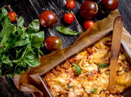 Lasagne bolognese - Kasia gotuje z Polki.pl