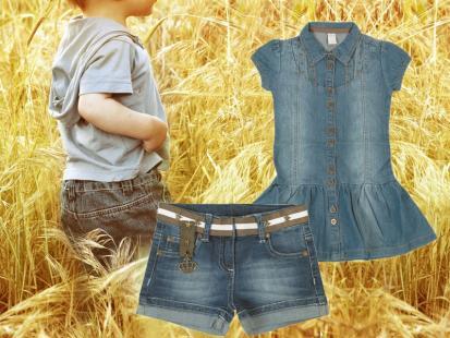 Lato w kolorze jeans
