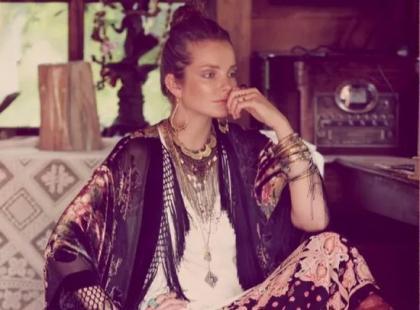 Lato w styli hippie od marki Free People