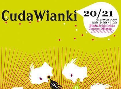 Lato zaczyna się w Gdyni: CudaWianki 2009