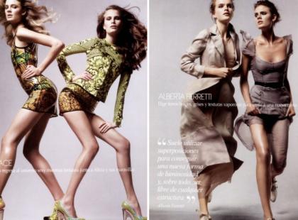 Latynoskie inspiracje w Vogue