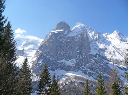 Lawina w górach - jak się zachować?