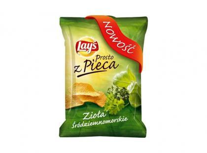 Lay's Prosto z Pieca – Zioła Śródziemnomorskie!