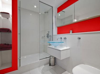 Łazienka po tuningu
