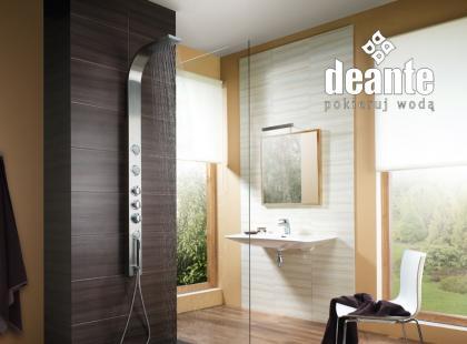 Łazienka według Deante