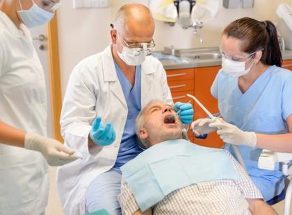 U stomatologa/fot. Fotolia
