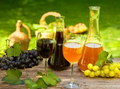 Lecznicza nalewka z winogron ciemnych i jasnych! Niezawodne przepisy i właściwości!
