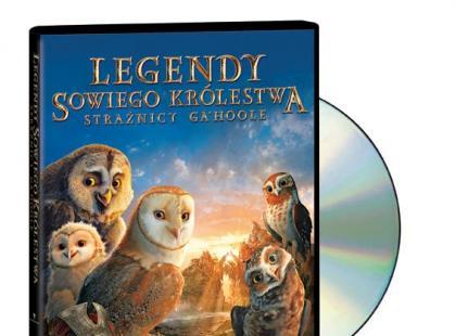 """""""Legendy Sowiego Królestwa"""" na DVD"""