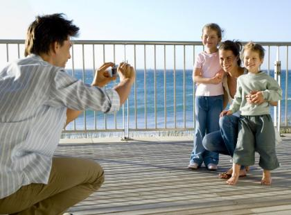 Lekcja fotografowania wakacji