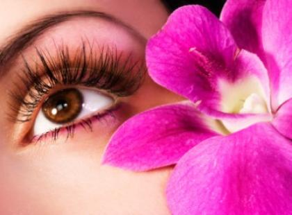 Lekcja makijażu u Matki Natury