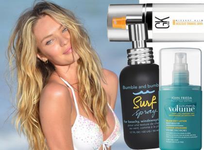 Lekkie produkty do stylizacji włosów idealne na lato