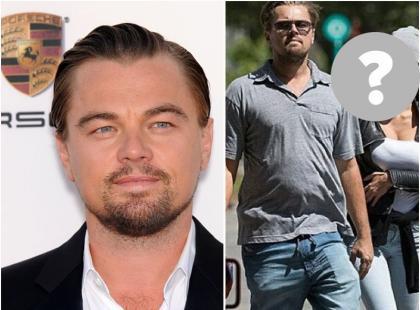 Leonardo DiCaprio usidlony! I to przez piękną Polkę