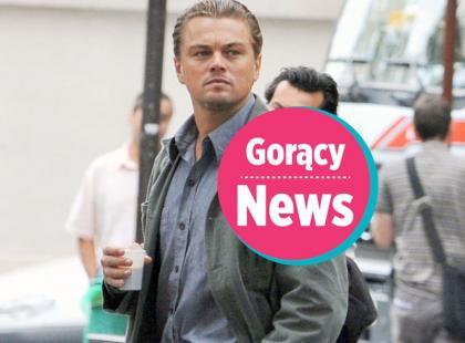 Leonardo DiCaprio zagra w nowym filmie! My już wiemy!
