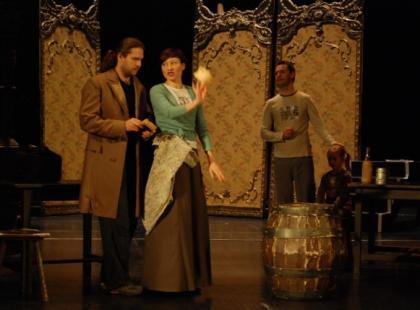 Les Misérables w Teatrze Muzycznym Roma