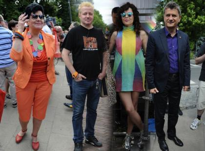 Leszczyński i inni na Paradzie Równości 2013