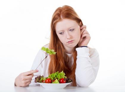Letni brak apetytu