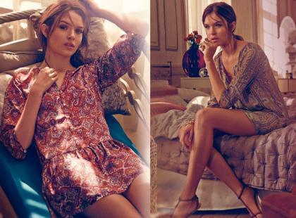 Letni casual w stylu H&M