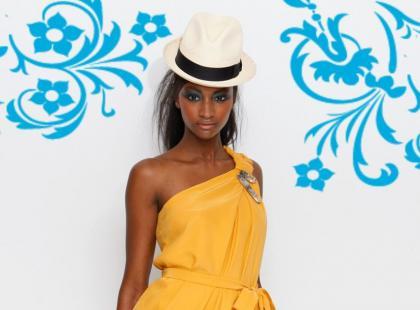 Letni kapelusz: Panama