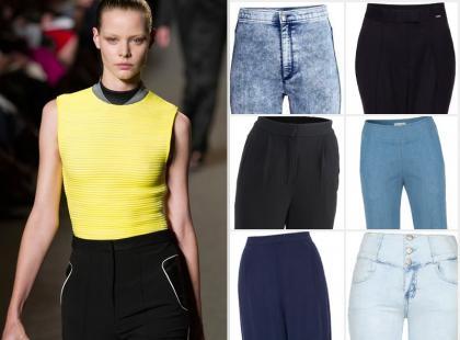 Letni przegląd spodni z wysokim stanem. Ceny już od 49 złotych