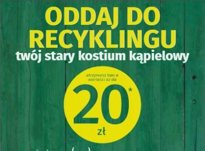 Letnia akcja recyklingowa w Calzedonii