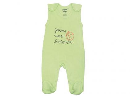 Letnia ubranka dla noworodka