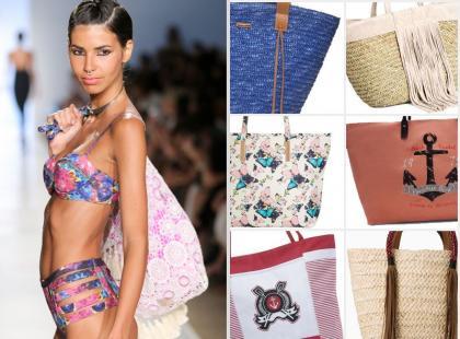 Letnie dodatki: przegląd modnych toreb plażowych od 29 złotych