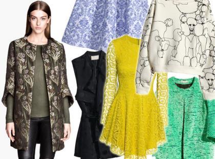 Letnie nowości z H&M Trend