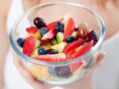 Letnie owocowe jadłospisy