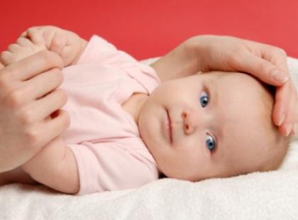Leukocyty w moczu noworodka