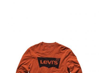Levis - swetry i bluzy na jesień i zimę 2011/2012 dla niego