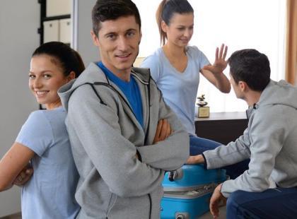 Lewandowscy odcinają kupony od popularności. Podpisali nowy kontrakt
