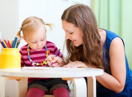 Leworęczność u dzieci