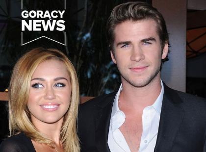 Liam Hemsworth i Miley Cyrus wzięli ślub!