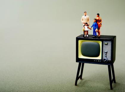 Lidia Góralewicz: Telewizyjna szmatka