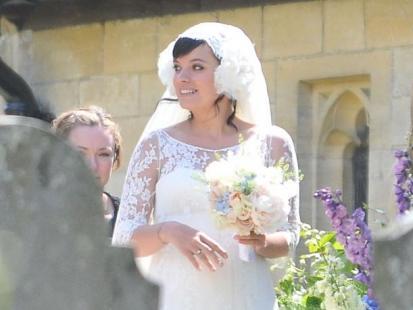 Lily Allen wyszła za mąż