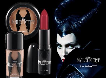Limitowana kolekcja MAC Maleficent - diabelsko piękna