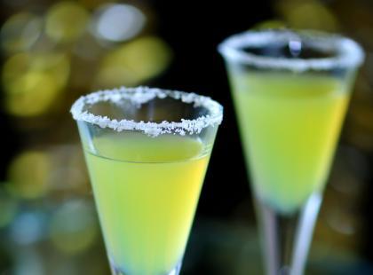 Limoncello - cytrynowy likier na spirytusie