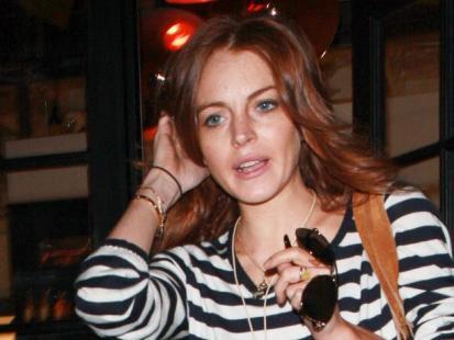 Lindsay Lohan chce zamieszkać w Londynie