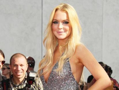 Lindsay Lohan - Grzesznica z Hollywood