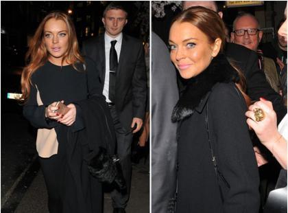 Lindsay Lohan nie uczy sięna błędach! Zaliczyła ponownie tę samą wpadkę