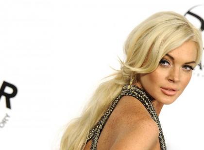 Lindsay Lohan wygrała z nałogami