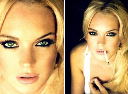 Lindsay Lohan - wyspa, więzienie i odwyk...