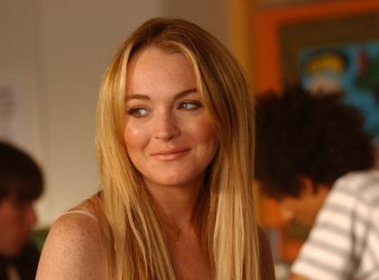 Lindsay Lohan  - zarzut o kradzież naszyjnika