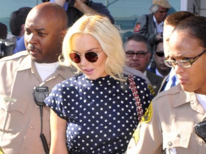 Lindsay Lohan znów trafi do więzienia!