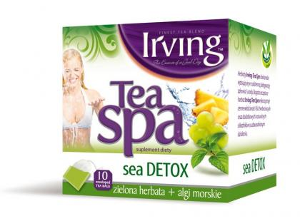 Linia Irving Tea SPA
