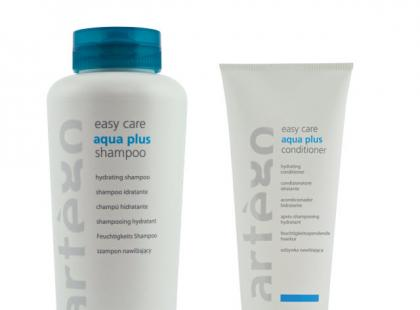 Linia kosmetyków Easy Care Aqua Plus - artego
